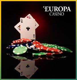 onlinecasinopower.com Europa Casino Poker No Deposit Bonus